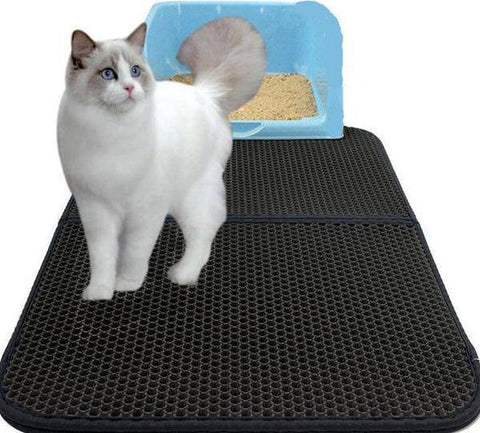 Image of Litter Trap Cat Mat - Happy Trends Outlet