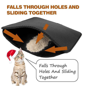 Litter Trap Cat Mat - Happy Trends Outlet
