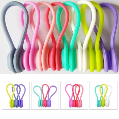 Image of Magnetic Cable Clip Organizer - Happy Trends Outlet