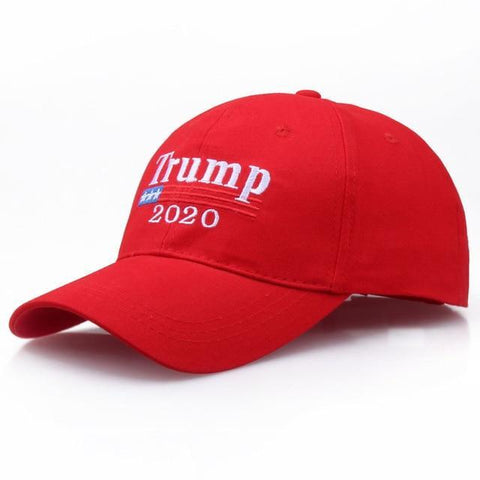 Image of Make America Great Again Trump 2020 Baseball Cap - Happy Trends Outlet
