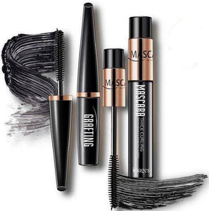 Natural Silk Grafting Black Makeup Mascara - Happy Trends Outlet