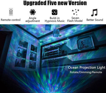 Ocean Wave Projector - Happy Trends Outlet
