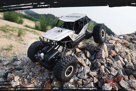 Image of Off-Road 4x4 Rock Crawler RC - Happy Trends Outlet