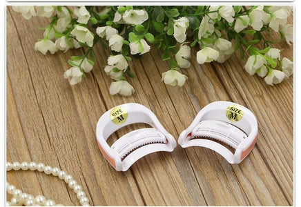 Pair Reusable Eyelash Perming Clips - Happy Trends Outlet