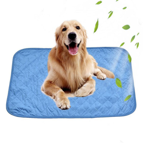 Image of Pet Cooling Mat Blanket - Happy Trends Outlet