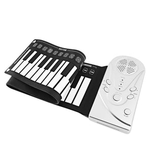 Piano Roll Up Portable Electronic Keyboard - Happy Trends Outlet