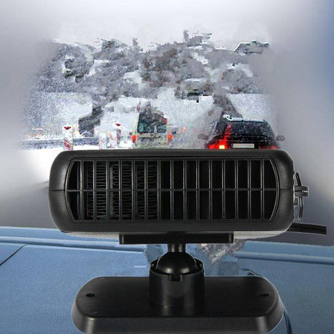 Image of Portable Car Heating Fan and Windshield Defroster - Happy Trends Outlet