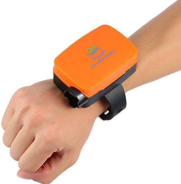Lifesaving Inflatable Swim Rescue Bracelet