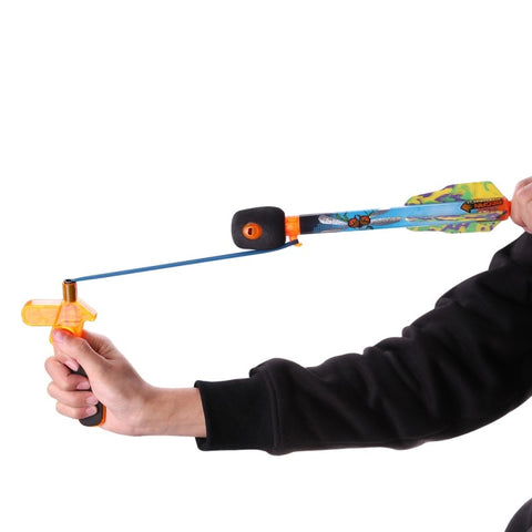 Flying Arrow Rocket Slingshot