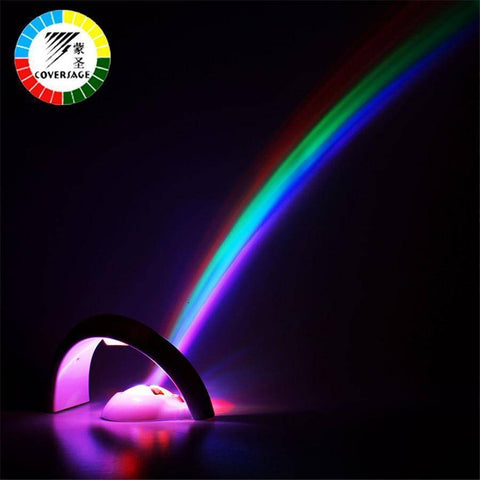 Image of Rainbow Night Light - Happy Trends Outlet