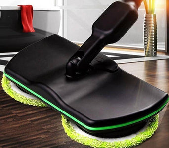Rechargeable 360' Rotation Cordless Rotary Mop - Happy Trends Outlet