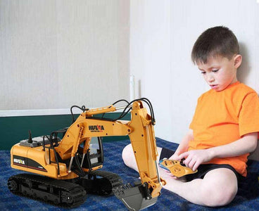 Remote Control Excavator - Happy Trends Outlet