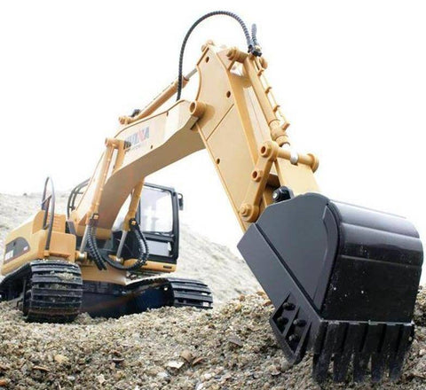 Image of Remote Control Excavator - Happy Trends Outlet