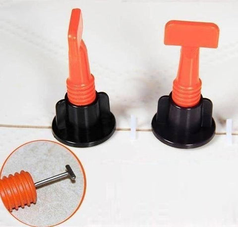 Reusable Floor Tile Leveling System - Happy Trends Outlet
