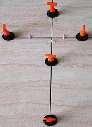 Image of Reusable Floor Tile Leveling System - Happy Trends Outlet