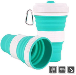 Silicone Foldable Cup - Happy Trends Outlet