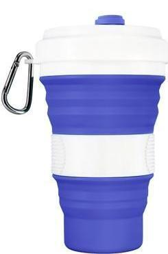 Image of Silicone Foldable Cup - Happy Trends Outlet