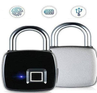 Smart Keyless Bluetooth Fingerprint Padlock - Happy Trends Outlet