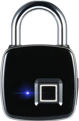 Image of Smart Keyless Bluetooth Fingerprint Padlock - Happy Trends Outlet