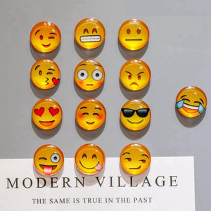Smiley Emoji Fridge Magnet - Happy Trends Outlet