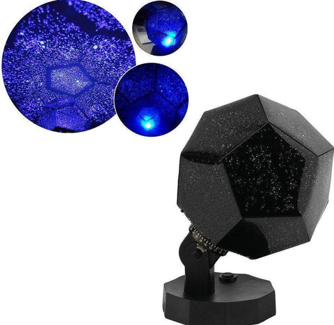 Star Projector Night Light Lamp - Happy Trends Outlet
