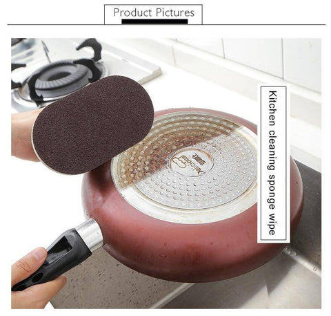 Image of Strong Decontamination Bath Brush Sponge - Happy Trends Outlet