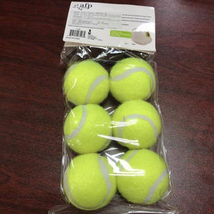 Tennis Balls (6 pack) - Happy Trends Outlet
