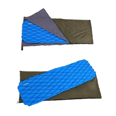 Image of Ultralight Outdoor Inflatable Cushion Sleeping Mat - Happy Trends Outlet