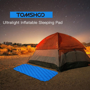 Ultralight Outdoor Inflatable Cushion Sleeping Mat - Happy Trends Outlet