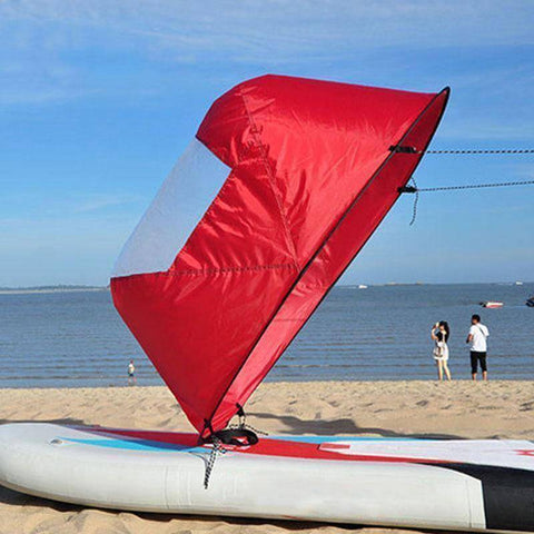 Image of Windsurfing Sailing Kayak - Happy Trends Outlet