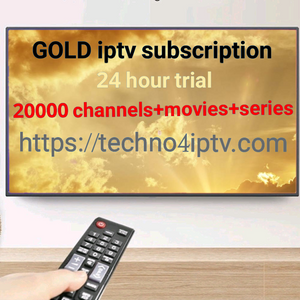 Gold Iptv 24 Hours Free Trial - Iptv Subscription Free Trial