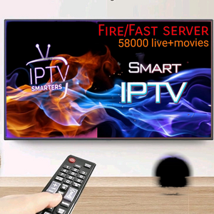 Fire/fast Iptv Smarters Subscription For 6months Online