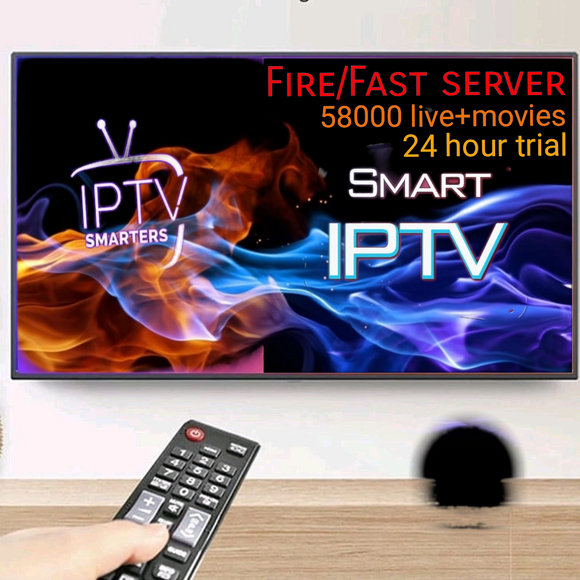 Fire/fast Iptv Subscription Free Trial For 24 Hour