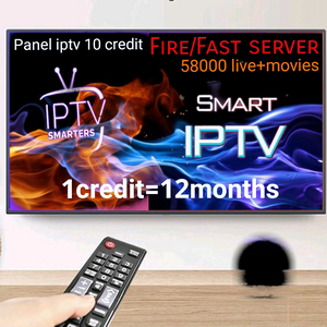 Buy 5 Credit Iptv Panel - Best Iptv Subscription Service