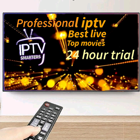 professional iptv subscription 24 hour trial
