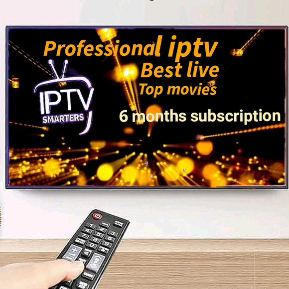 Buy 6 Months Professional Iptv Subscription Online