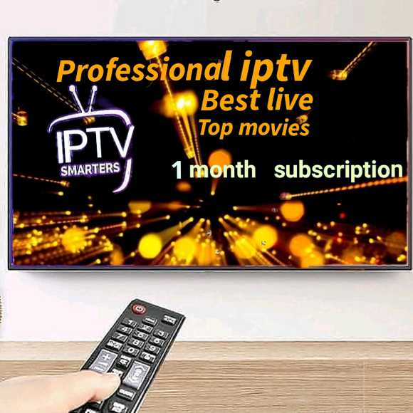 Best 1 Month Professional Iptv Subscription - Iptv Services Online