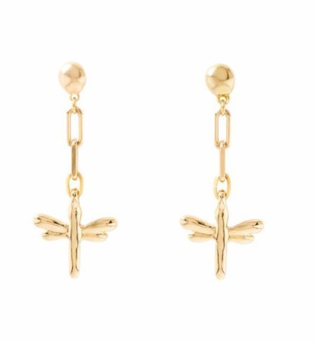 Take Me Dragonfly earrings