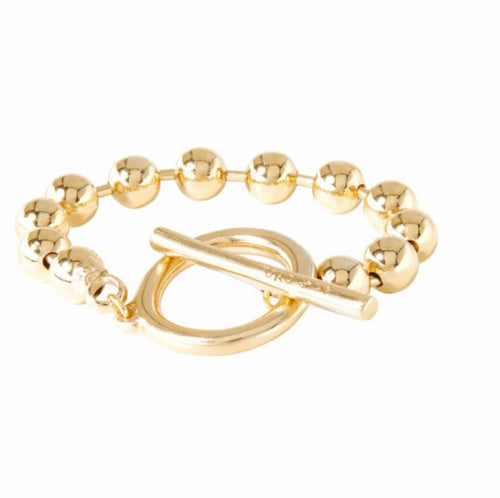 On / Off Bracelet - Gold