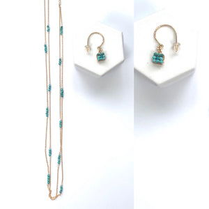 Turquoise Collection - necklace