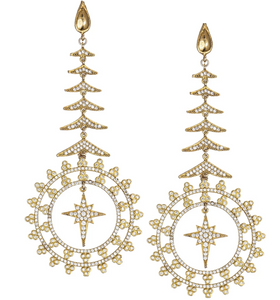 Abrielle Chandelier Earrings