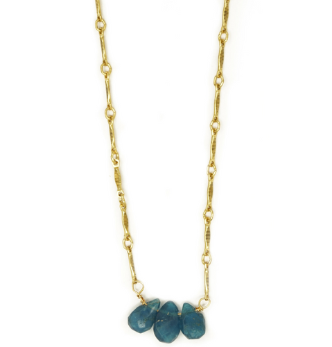 Annie Apatite Necklace
