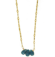 Load image into Gallery viewer, Annie Labradorite Necklace