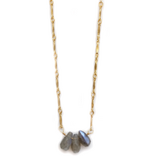 Load image into Gallery viewer, Annie Moonstone Necklace
