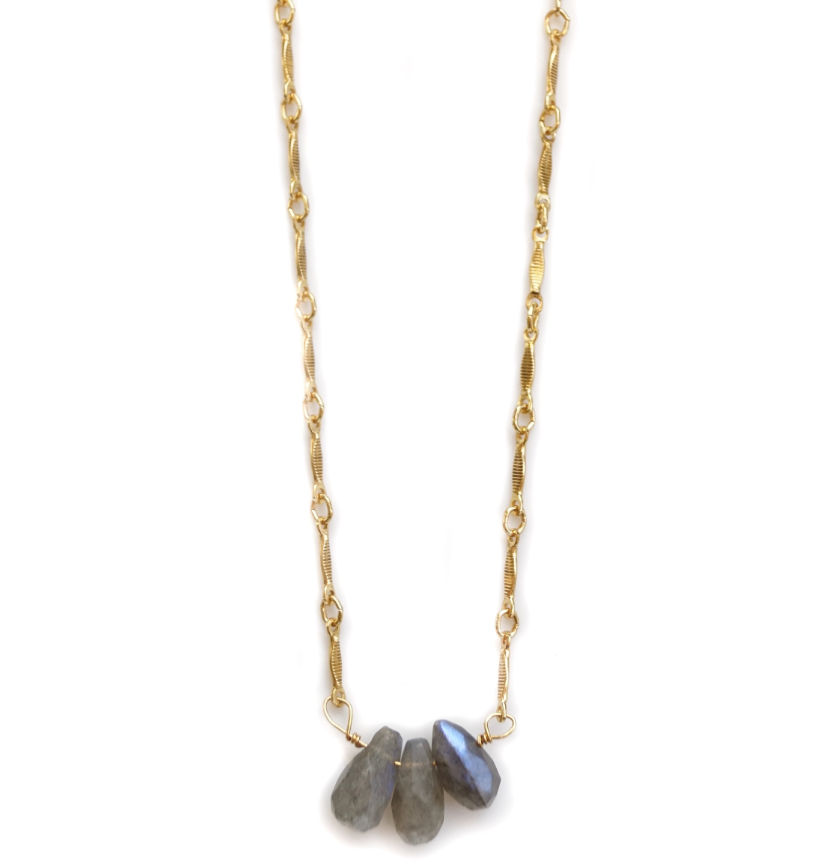 Annie Labradorite Necklace