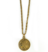 Load image into Gallery viewer, Portuguese Coin Necklace