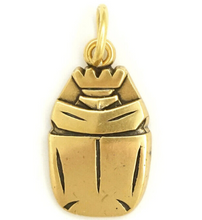 Load image into Gallery viewer, Scarab Pendant