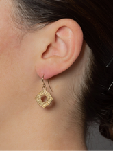 "Load image into Gallery viewer, Anahata Earrings ""Boundless Heart"""