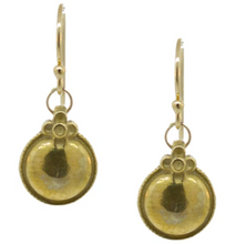 "Load image into Gallery viewer, Armor Earrings ""Guard Your Spirit"""