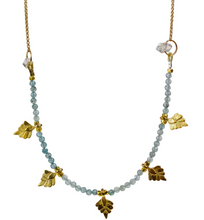 Load image into Gallery viewer, Lena Necklace -  Labradorite